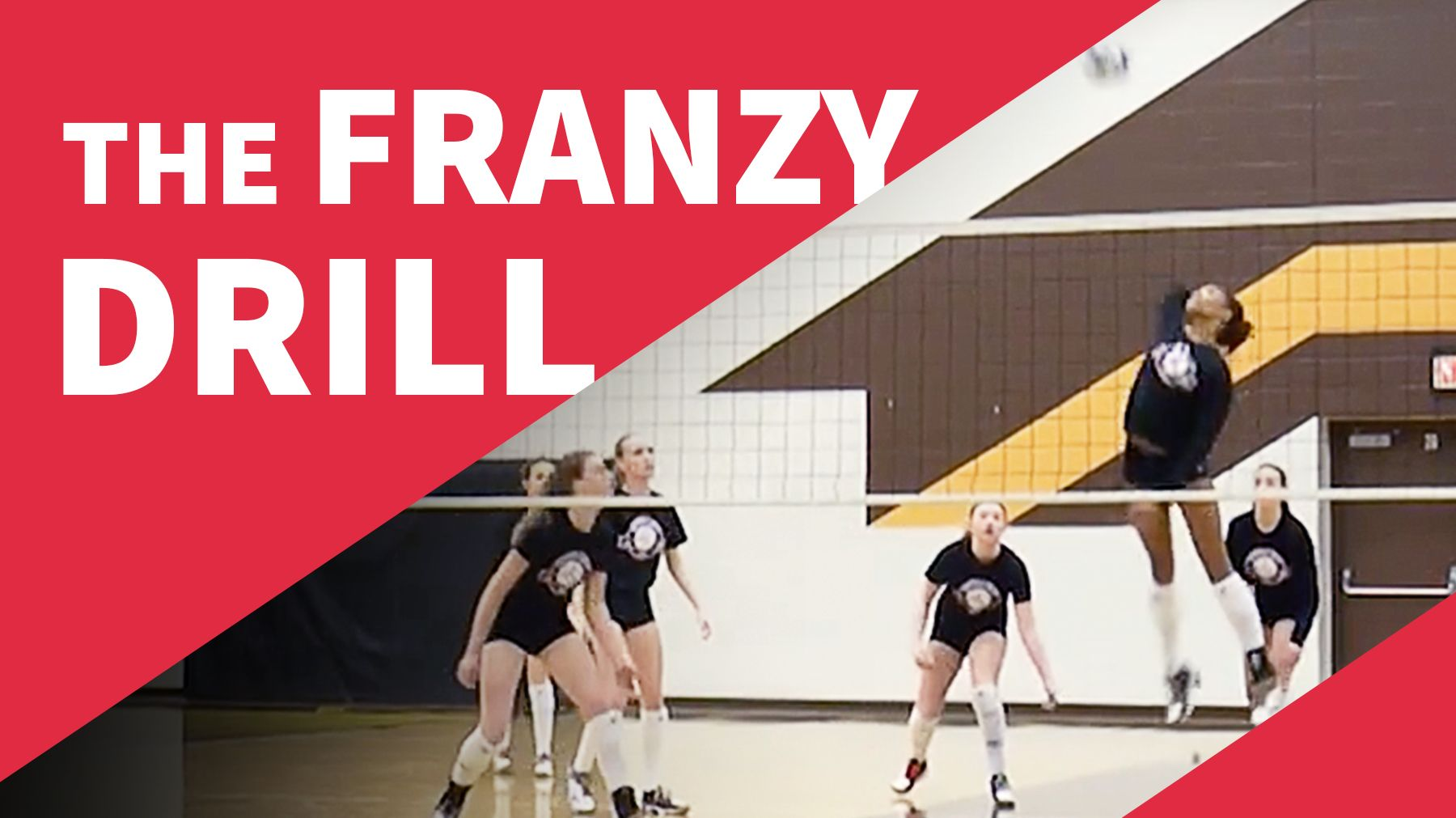 Franz Boelter The Franzy Drill Coaching Volleyball Volleyball Drills Volleyball Tryouts