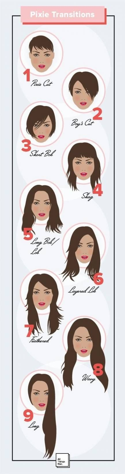 Plus de 26 idées Comment coiffer les cheveux courts en poussant la beauté  #beaute #cheveux #coiffer #comment #courts #idees #poussant