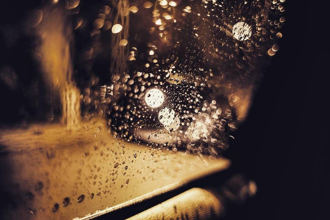 Rainy day in Gothenburg. gothenburg rain car