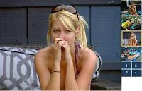 Britney cries during the first big fight of the season