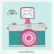 Imagenes De Una Camara Tama O Tabloide Camera Retro Retro Camera Fotografica Desenho