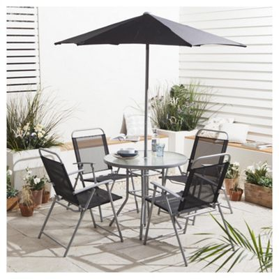 tesco hawaii garden furniture set 6 piece