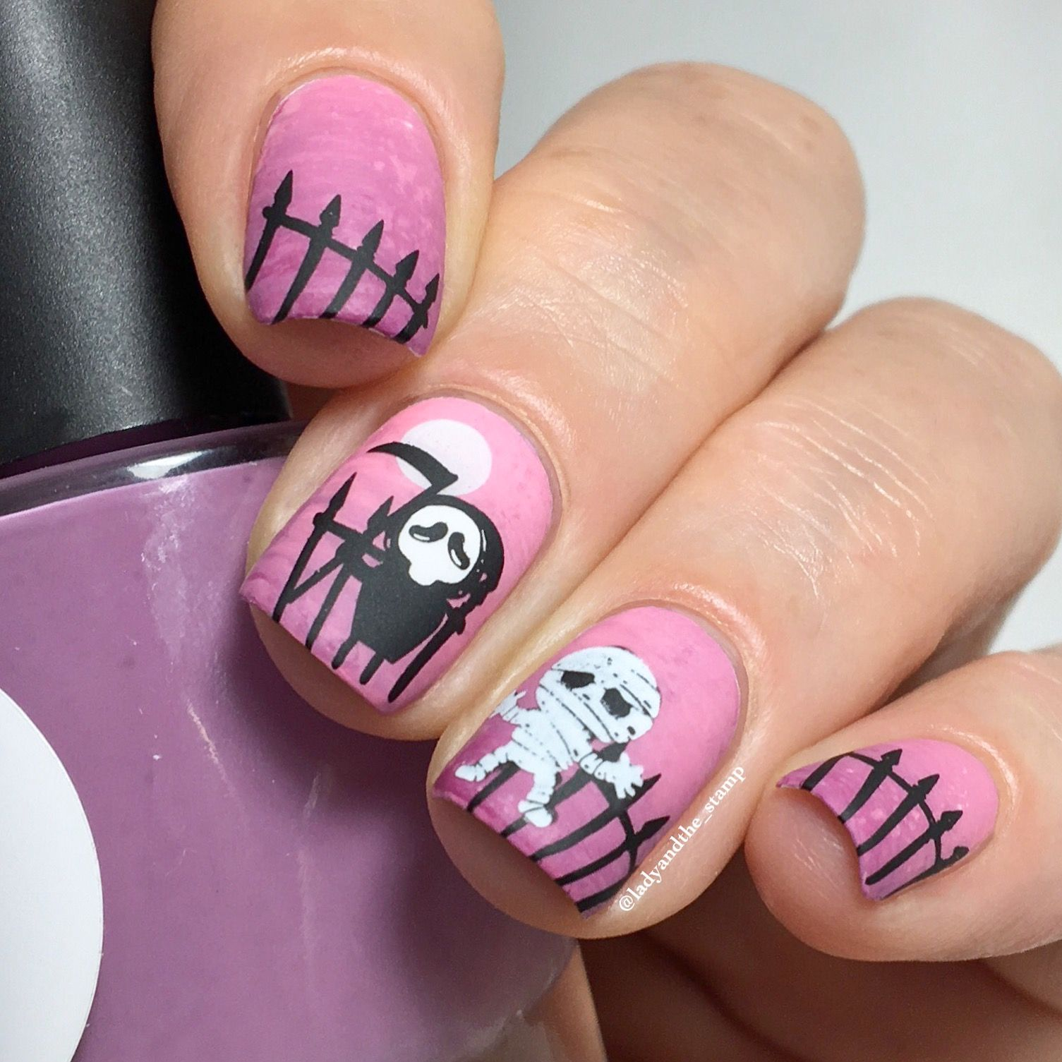 Pin by Francesca Price on Nails | Halloween nails easy ...