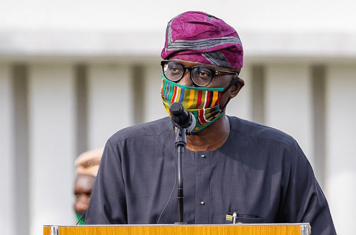 Lagos lockdown to relax after 7 Days meeting in 2020