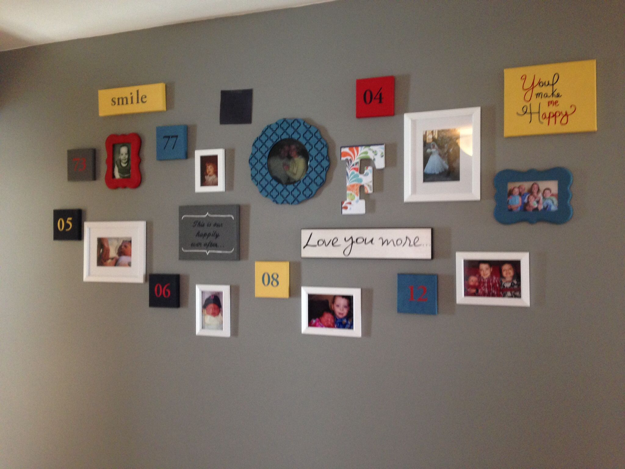 Timeline photo wall decorating pinterest timeline photos timeline photo wall jeuxipadfo Gallery