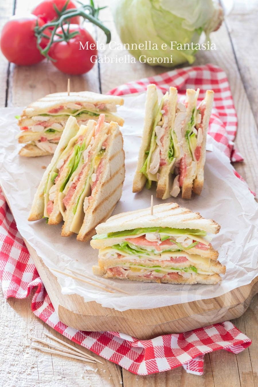 ced265fb73e867b94c5faf253092a065 - Sandwiches Ricette
