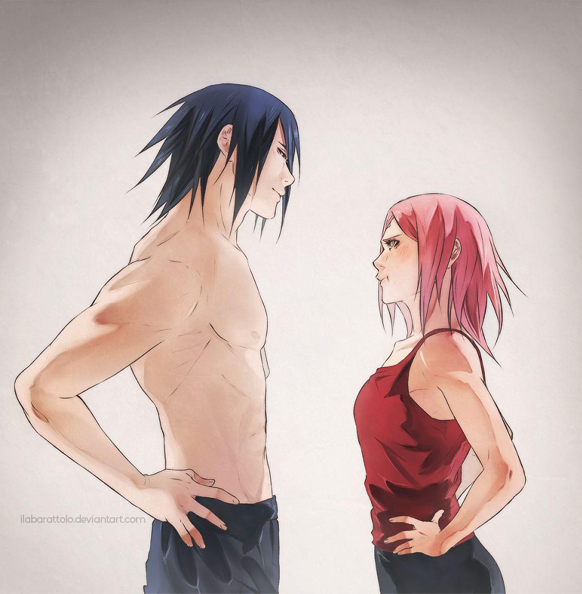Sasusaku Naruto Sasusaku Naruto Sakura And Sasuke