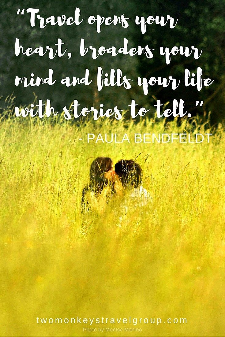50 Best Travel Quotes For Couples Love And Travel Travelquotes