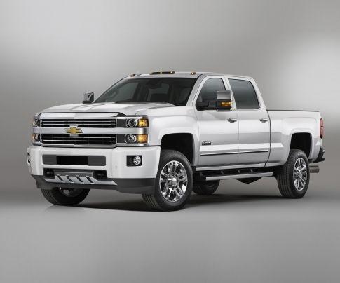 2017 Chevrolet Silverado Release Date