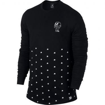 62e4554e2cb7 Air Jordan 11 Space Jam Long Sleeve Top