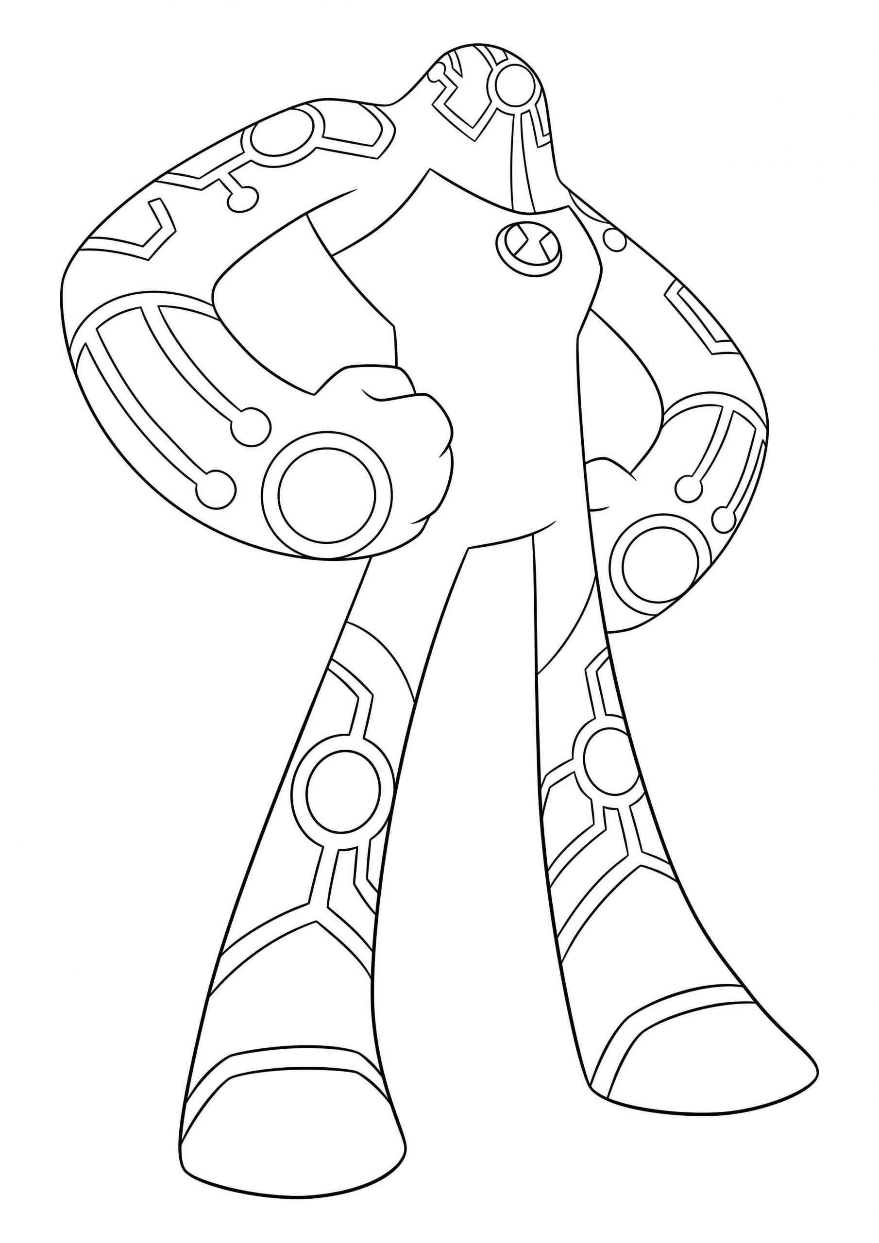 Ben 10 Coloring Pages New Coloring Ben 10 Upgrade Coloring Pages In 2020 Rapunzel Coloring Pages Coloring Pages Precious Moments Coloring Pages