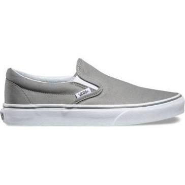 Vans Slip-On (wild dove/true white) 8.5