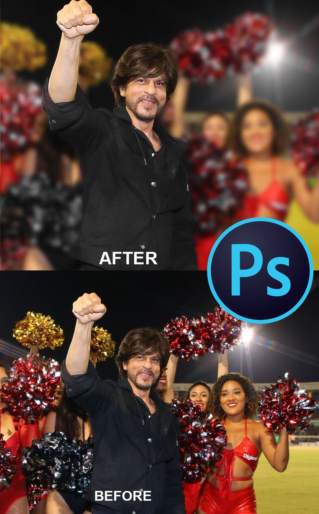 Cc editing how to blur photo background in