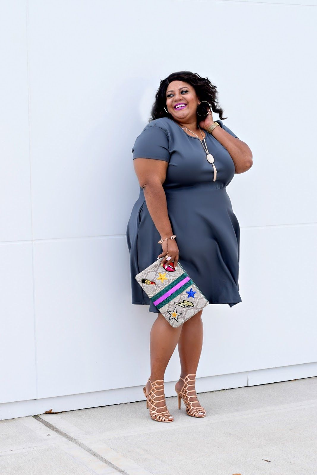 1280987bdb2 Looking for more plus size fashion inspiration  Today s plus size blogger  spotlight is on Houston