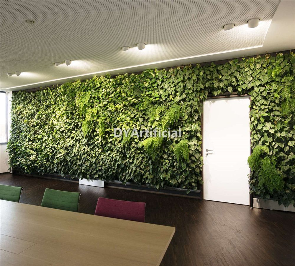 Import indoor artificial plants wall dongyi
