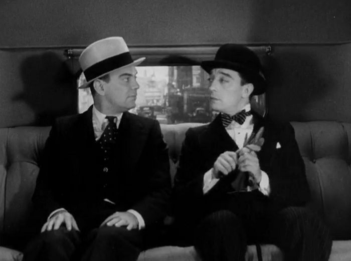 Image result for cliff edwards buster keaton