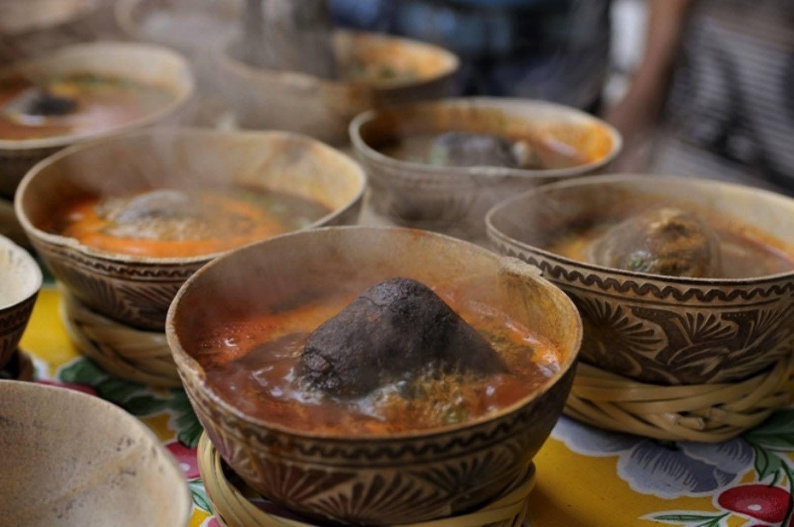Caldo de Piedra de San Felipe Usila Oaxaca | Traditional Mexican ...