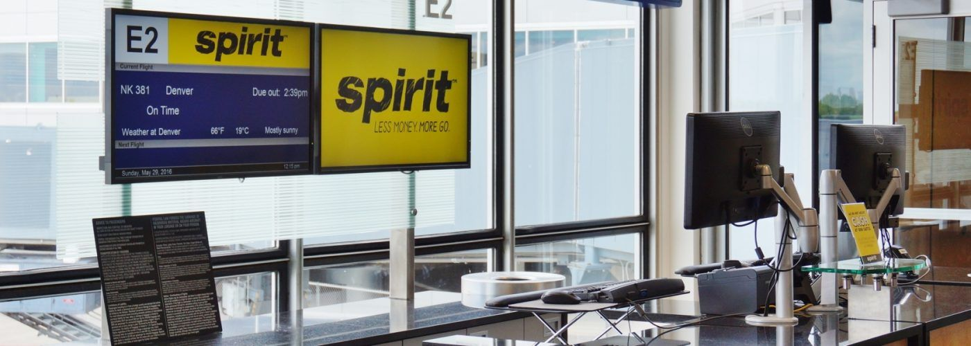 New Spirit CarryOn Restrictions A Race To The Bottom