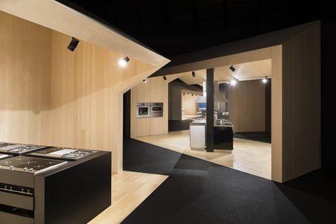 Il progetto per la Bertazzoni, protagonista mondiale di cucine di ...