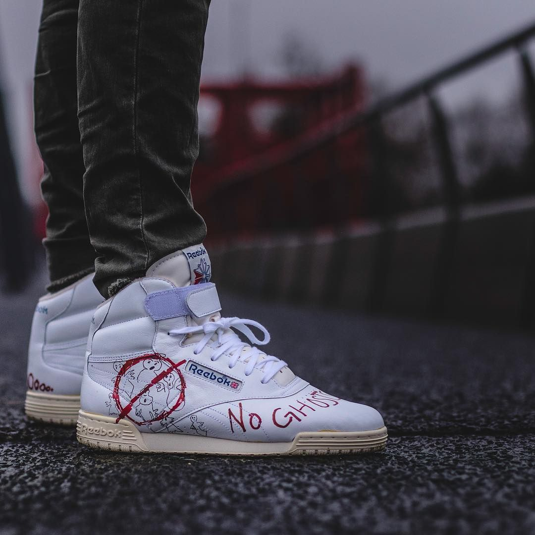 eb24573afe0 Reebok x BAIT x Stranger Things Ex-O-Fit High