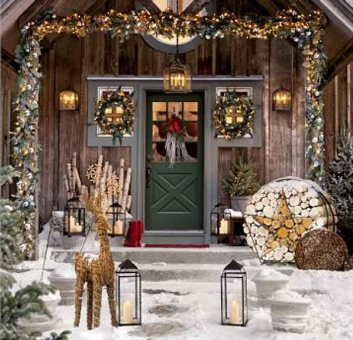 navidad ideas para decorar la casa continuacin