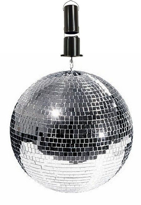 Disco Ball Motor Battery Operated Rotating Mirror Ball