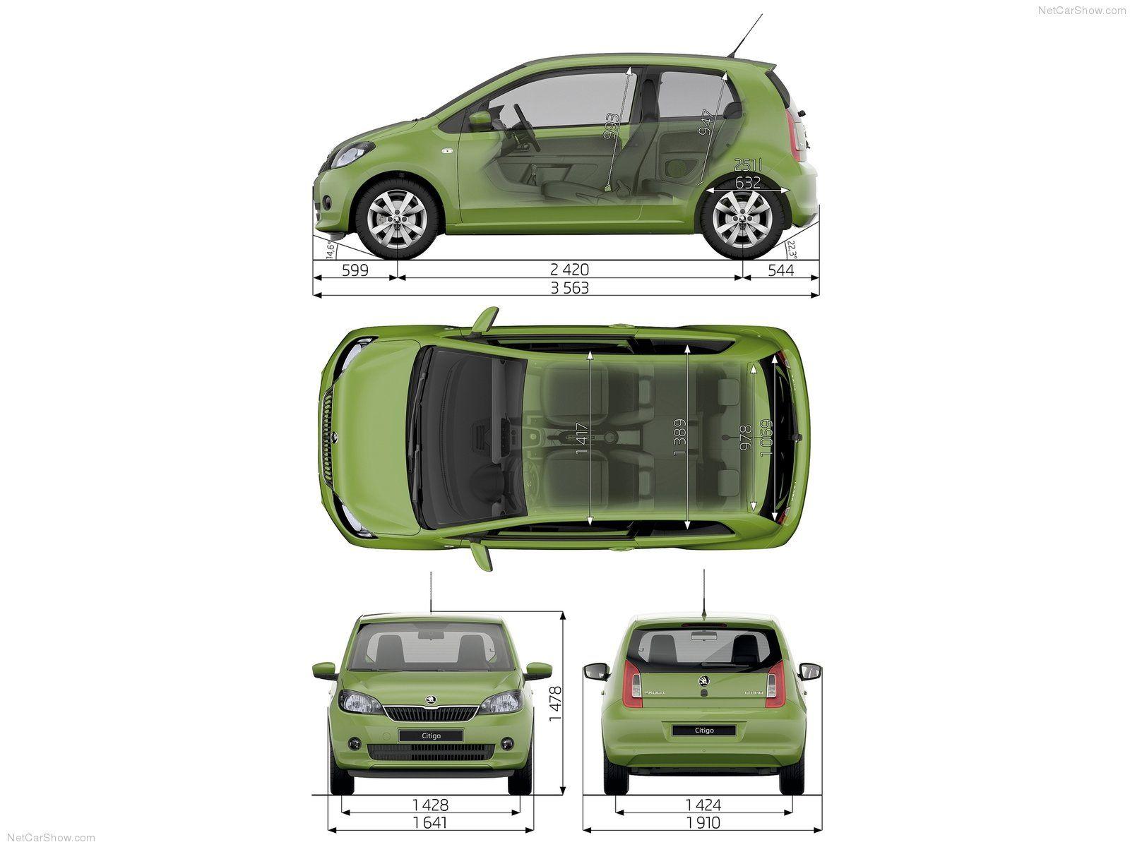 Auto Ausmalbilder Skoda : Skoda Citigo 1 0 Mpi 75ch Ambition 3p 11100 Vinter 16 17