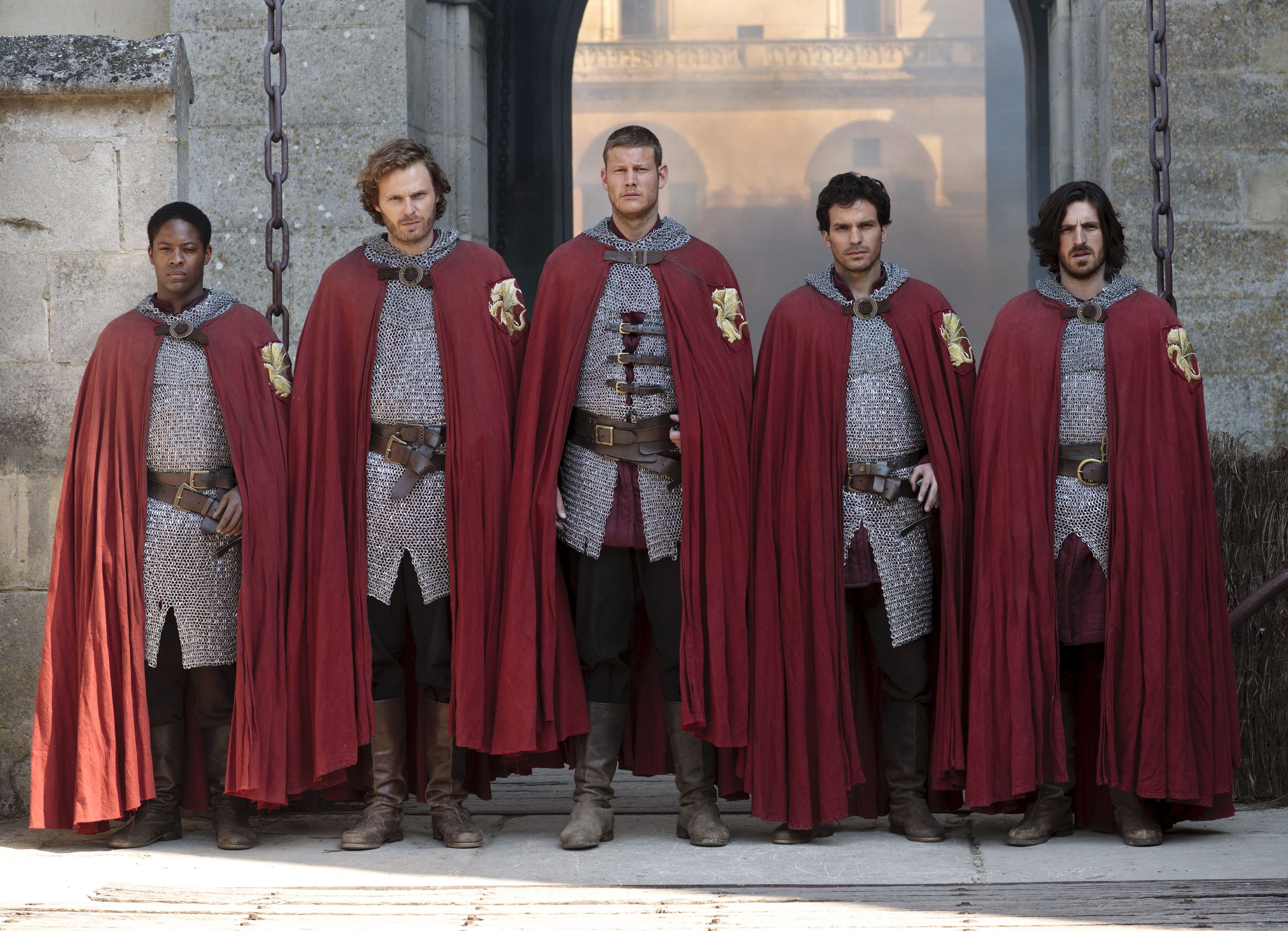 Knights of Camelot | Movies/TV/Actors | Merlin series
