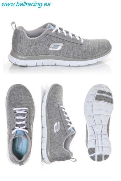 zapatos skechers dama
