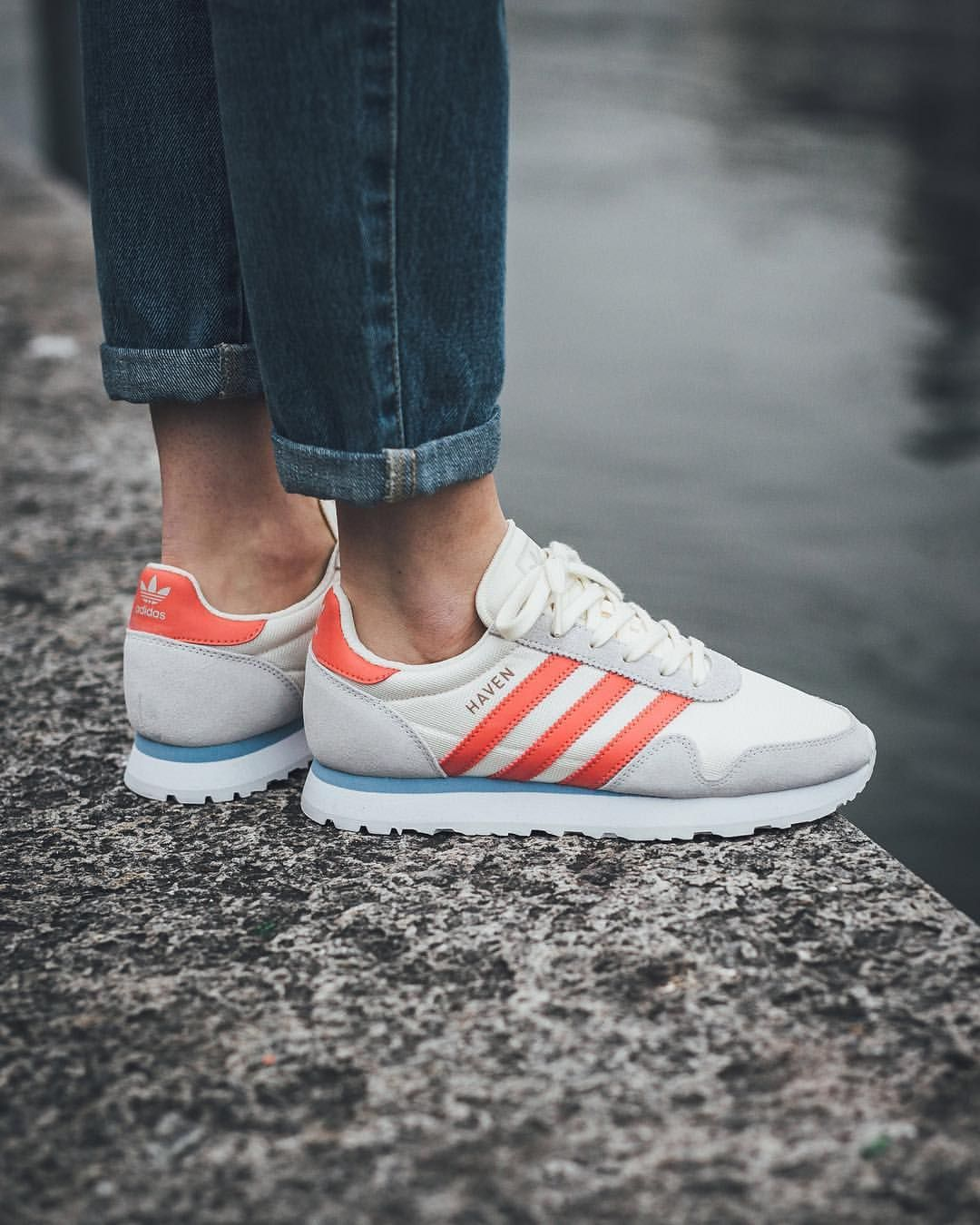 adidas Originals Haven | Shoes, Sneakers, Sports shoes outfit