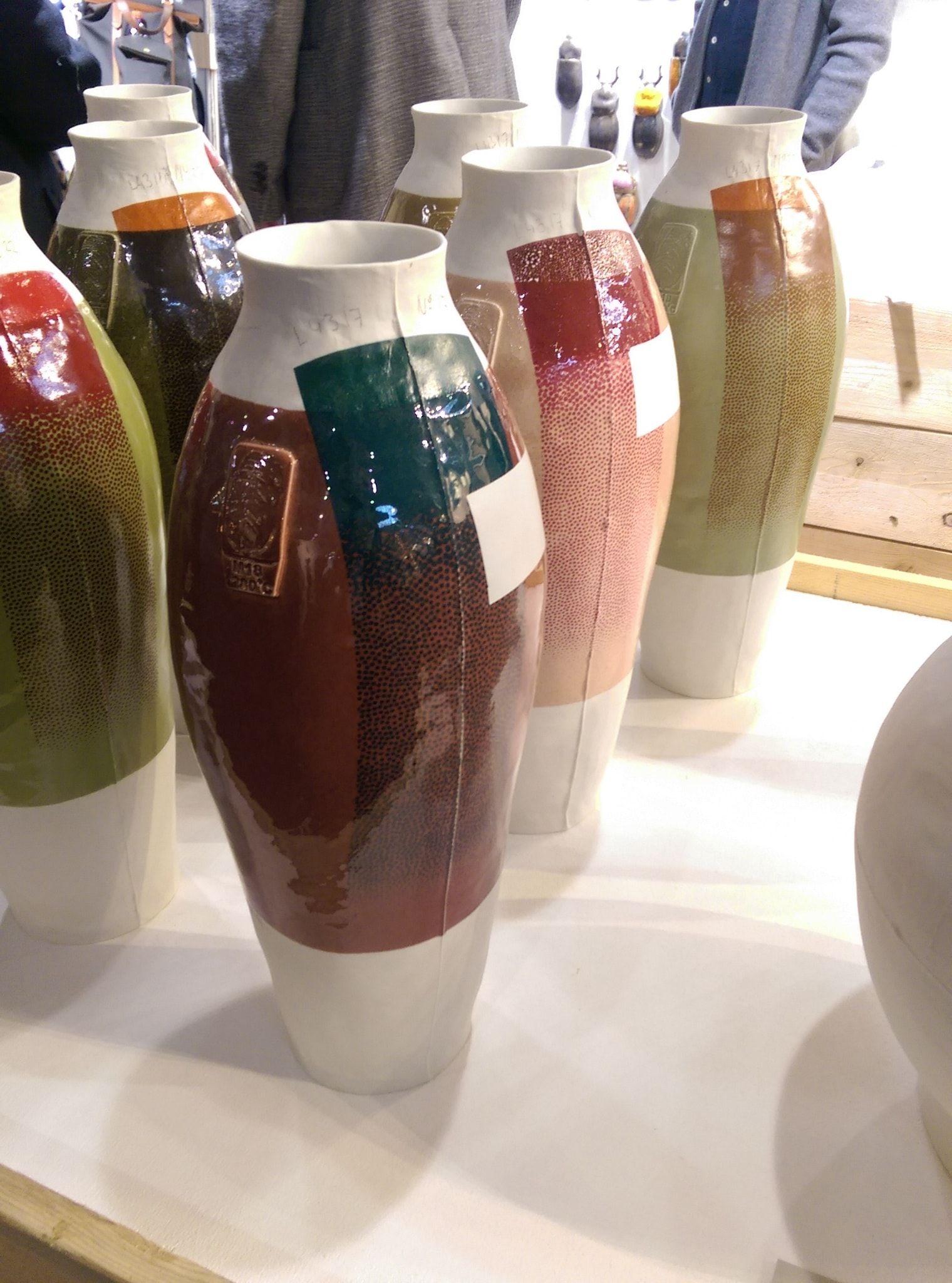 Les vases d'Hella Jongerius