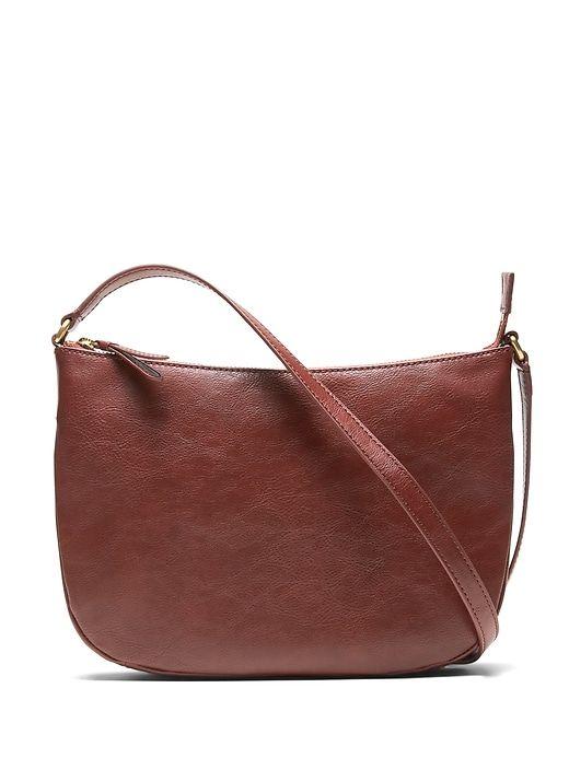 Vegan Leather Essential Crossbody Leather Crossbody Bag Women Essentials