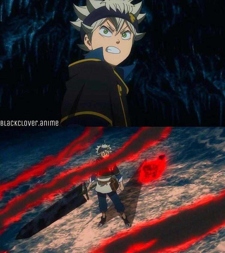 Pin by danyael on black clover anime anime icons anime art