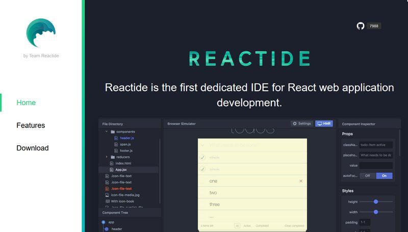 20 Best Tools For React Development Development Web Application Web Design