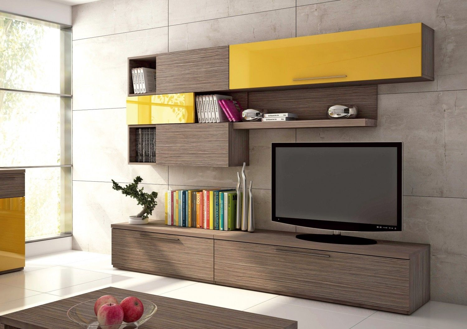 Compacto tv elegance 3 0 conforama salones pinterest - Muebles conforama madrid ...