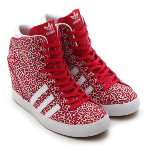 premium selection ed19e b6032 Adidas Basket Profi Up WEDGE SHOES adidas FashionSneakers