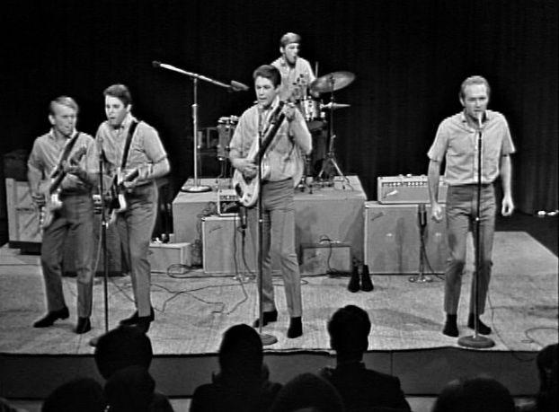 1964 Guitar Crunch Beatles Beach Boys Live The Inertia