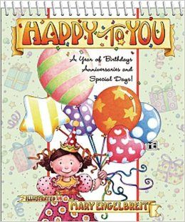 Mary engelbreits happy to you perpetual birthday calendar mary mary engelbreits happy to you perpetual birthday calendar mary engelbreit 9780740757563 amazon bookmarktalkfo Image collections
