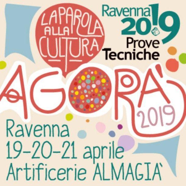 Agora 2019 Graphic Alessandro Bonaccorsi Ravenna