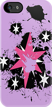 Twilight Splatter Mark (MLP:FiM) by pixel-pie-pro