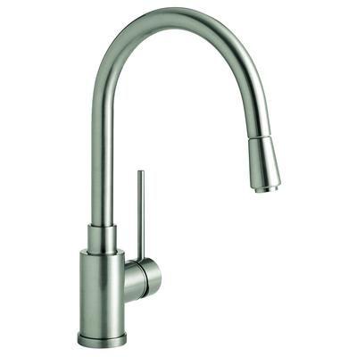 ... Blanco Kitchen Faucet Reviews Blanco Single Lever Pull Kitchen Faucet  Chrome Sop969 ...
