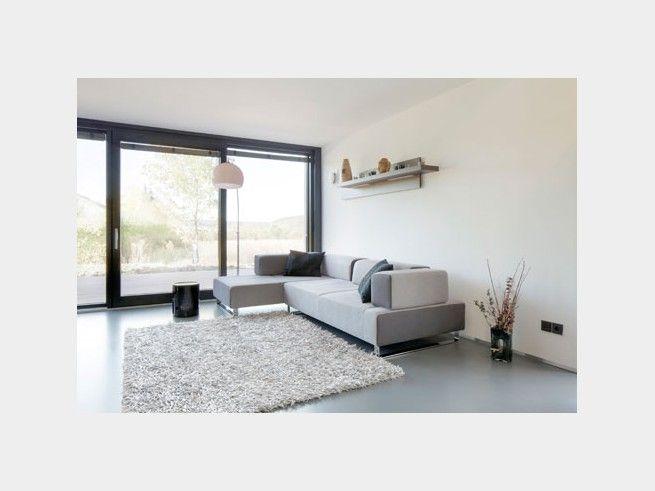 Manchmal ist schlichte Eleganz alles, was ein Wohnzimmer braucht - gemütliches sofa wohnzimmer