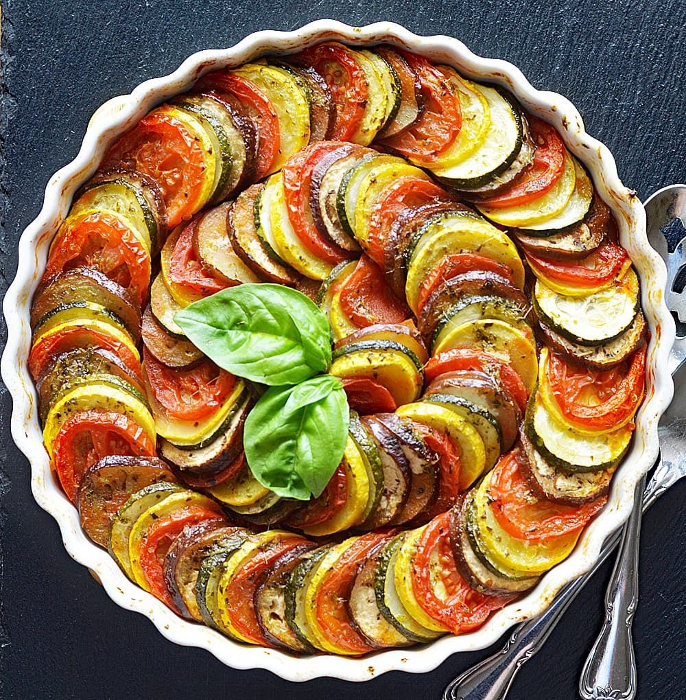 Ratatouille by @TheVegLife
