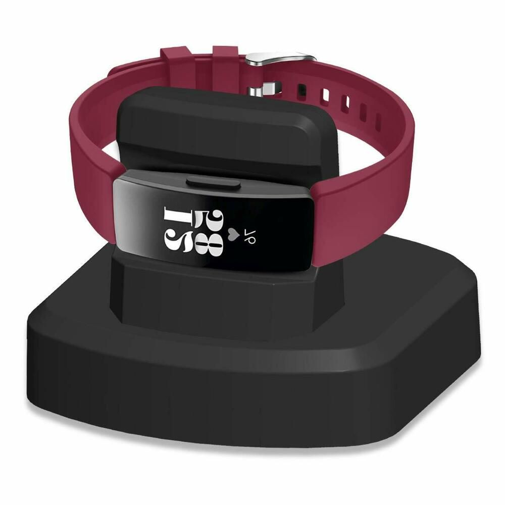 USB Charging Cable Charger Cradle Dock For Fitbit Inspire /& Inspire HR Tracker