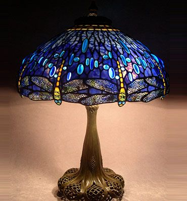 Pinterest dragons tiffany and stained glass lamps
