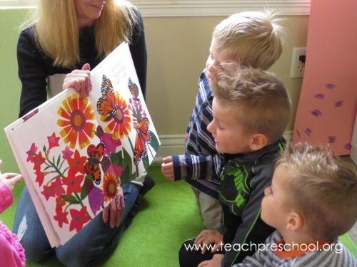 The Butterfly Unit by Teach Preschool