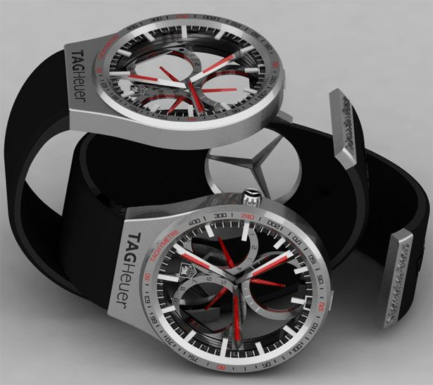 Tag Heuer Formula 1 Watch Gives User The Same Elegance Of Driving A