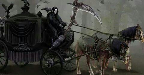 Pin by Shelley shellbellz Hatton on Don't Fear The Reaper! | Dark ...