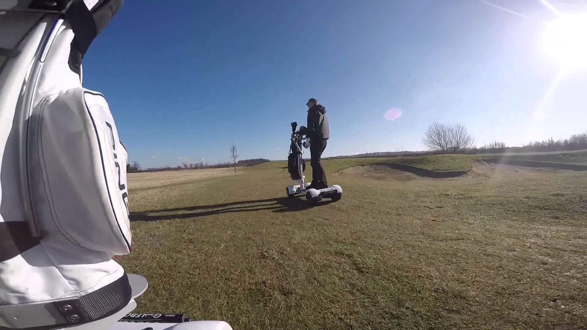 GolfBoard Go Pro UK