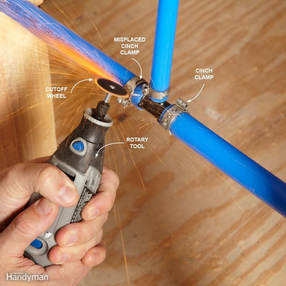 Everything you need to know about pex piping rotary tool for Types of pex